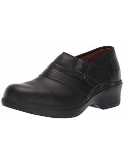 Women's Safety Toe Clog