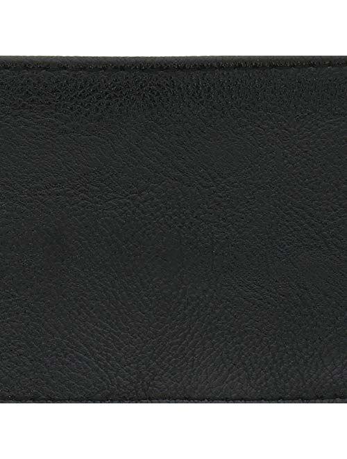 FASHIONGEN - Woman leatherette waisband Obi Belt, MICA