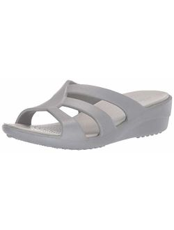 Women's Sanrah Strappy Wedge Sandal