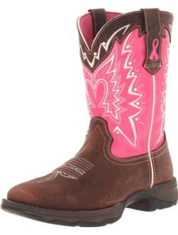 Lady Rebel 10 Inch Pull-on Rd3557 Western Boot