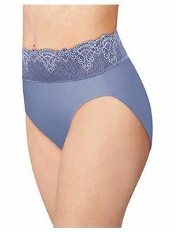Women's Passion For Comfort Hi-cut Panty