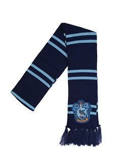 Harry Potter Ravenclaw House Knit Winter Scarf