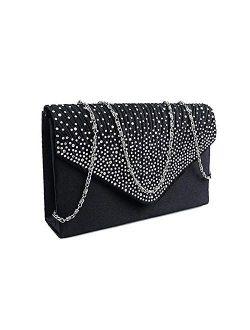 New Groupcow Ladies Evening Handbags Bridal Wedding Bag Handbag