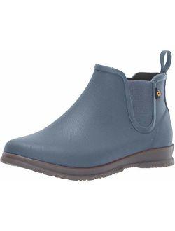 Bogs Women's Sweetpea Ankle Height Rubber Rain Boot