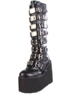 Pleaser Women's Swing-815 Knee-High Boot