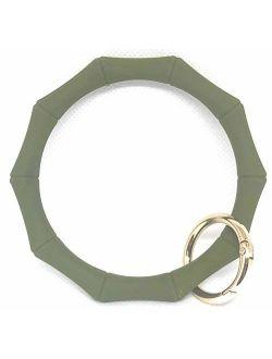 Hadley Mae Designs Keychain Bracelet Keychain Wristlet  Key Ring Bangle Key Ring