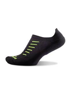 Experia Unisex Xctu Thin Cushion Running No Show Socks