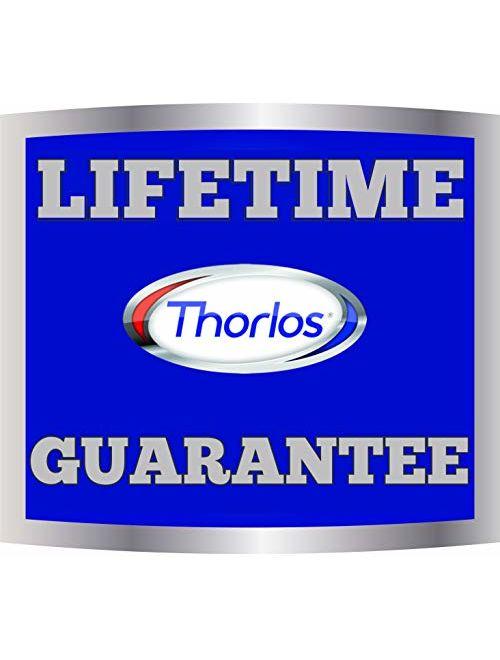 Thorlos Experia Unisex Xctu Thin Cushion Running No Show Socks