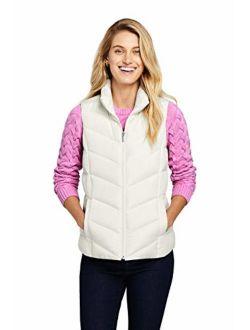 Women's Puffer Vest Lightweight Padded Outerwear