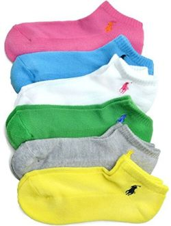 Low-Cut Sport Socks 6-Pack