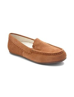 Women's Haven Mckenzie Slipper - Ladies Moccasin With Concealed Orthotic Arch Support