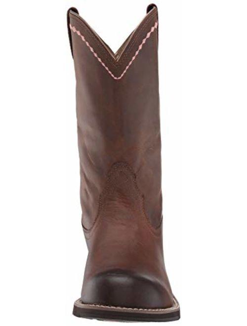 Ariat Women's Unbridled Roper Western Cowboy Boot