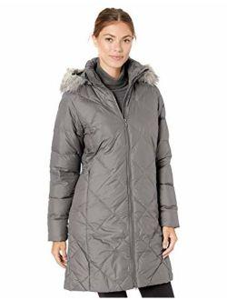Women's Icy Heights Ii Mid Length Down Jacket