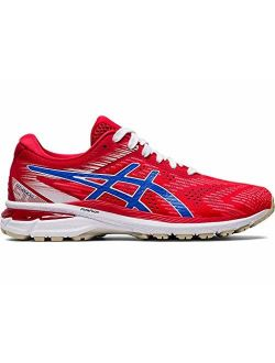 Women's Gt-2000 8 Running Shoes, 7m, Classic Red/electric Blue
