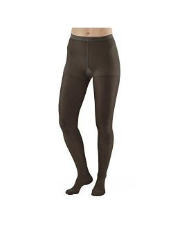 Ames Walker Women's AW Style 33 Sheer Support Closed Toe Compression Pantyhose 20 30 mmHg Nylon/Spandex 33 P