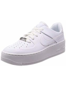 Air Force 1 Sage Low Women's Shoes White/white Ar5339-100 (6 B(m) Us)