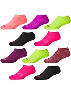 Women's No-show Athletic Low Cut Socks (10 Pack)