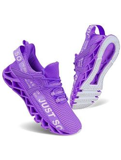 Women's Running Shoes Non Slip Athletic Tennis Walking Just So So Sneakers