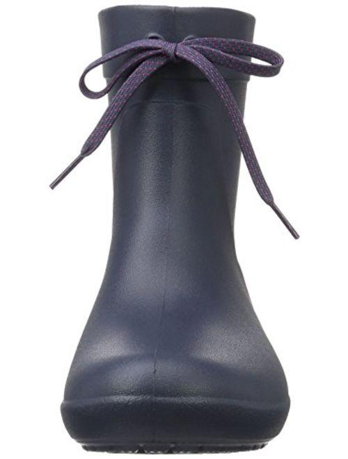 Crocs Women's Freesail Shorty Rainboot
