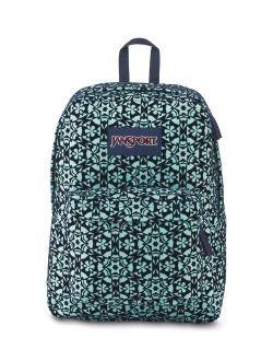 High Stakes Aqua Dash Moroccan Flock Backpack