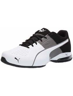 Men's Cell Surin Sneaker, Charcoal Gray White, 13 M Us