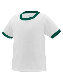 Augusta Sportswear Toddler Ringer T-Shirt 712