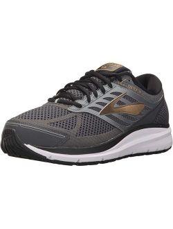 Men's Addiction 13 Running Shoes, Black/ebony/gold, 8 4e(xw) Us