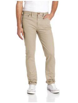 Men's Skinny Fit Stretch-twill Jean