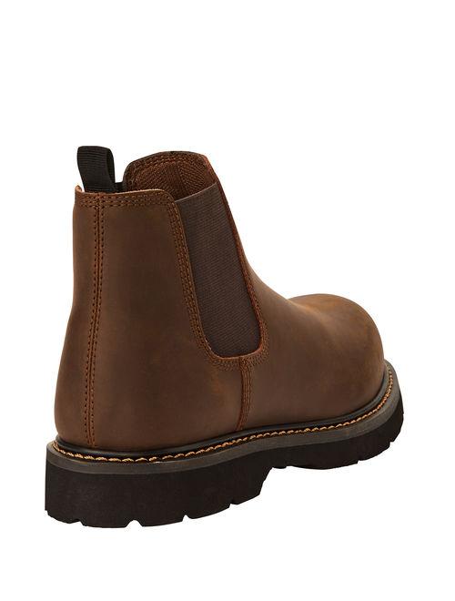 Brahma Men's Nash Chelsea Work Boots