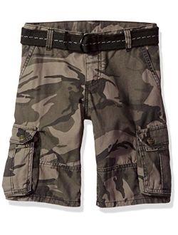 Authentics Boys' Fashion Cargo Shorts