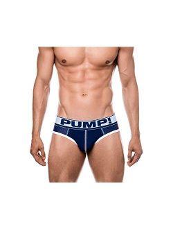 Pump! Blue Steel Brief