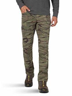 Rangler Men's Synthetic Utility Pant, Camo, 30w X 32l
