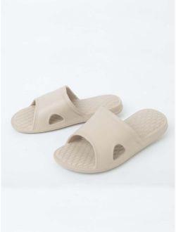 Men Open Toe Non-slip Slippers