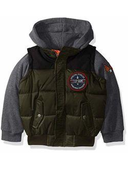 iXtreme Boys' Top Gun Bomber Jacket