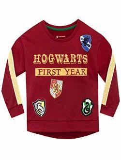 Harry Potter Girls Hogwarts Sweatshirt