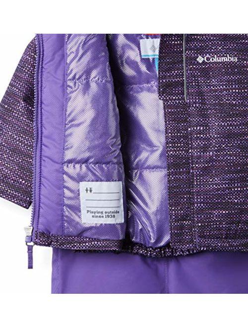 Columbia Youth Buga Set, Waterproof Jacket & Snow Pants