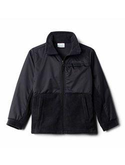 Boys' Steens Mt Overlay Fleece Jacket
