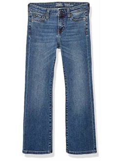 Girl's Little Boot-cut Stretch Jeans