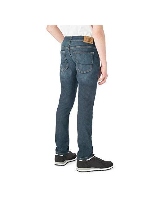 Signature by Levi Strauss & Co. Gold Label Boys Straight Athletic jeans