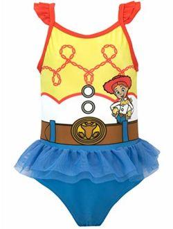 Girls Toy Story Swimsuit Jessie