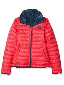 Kids Girls' Reversible Mossbud Swirl Jacket (little
