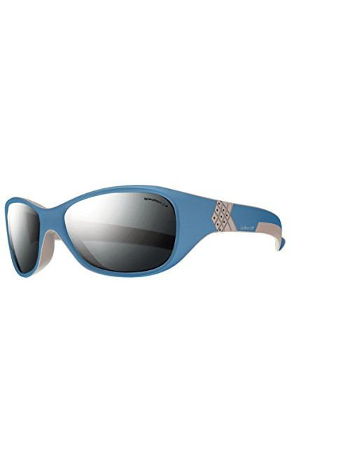 Julbo Solan Children Sunglasses with High Protection and Flexible Frame for Ages 4-6 Years, Compatible Cord Attachment