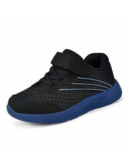 Sunnycree Kids Sneakers Ultra Breathable Mesh Lightweight Running Tennis Shoes for Boys Girls