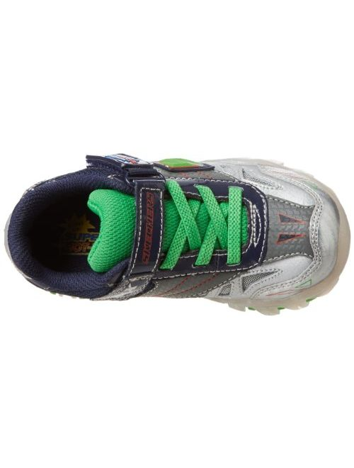 Skechers Kids 90471L Halt Light-Up Sneaker (Little Kid)
