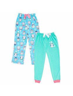 St. Eve Girls' Sleep Pant, 2-pack