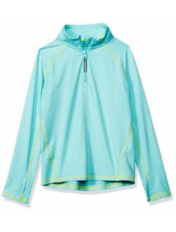 Girl's Half-zip Active Jacket