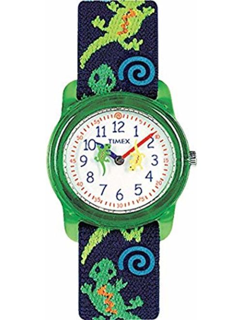 Timex Children's Analogue Quartz Watch with Nylon Strap