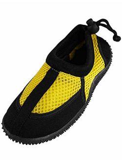 Sunville Kid's Flat Adjustable Heel Aqua Sock