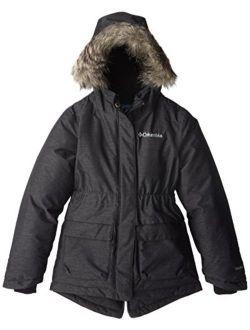 Girls Nordic Strider Jacket, Thermal Reflective Warmth