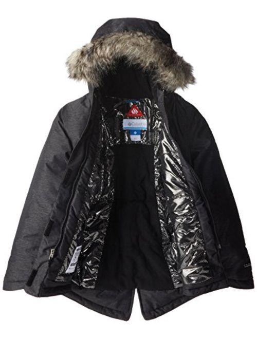 Columbia Girls Nordic Strider Jacket, Thermal Reflective Warmth